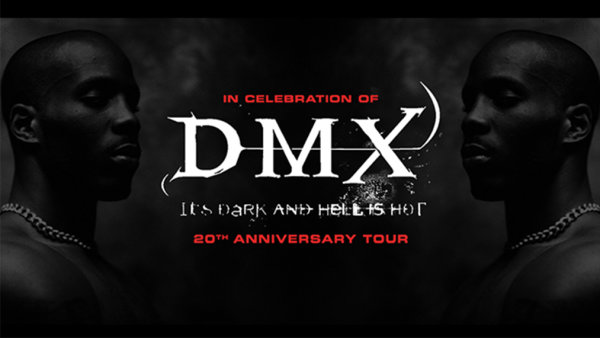 None - Win tickets to see DMX!
