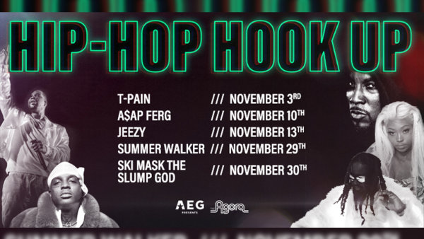 None - Win the Agora Hip Hop Hookup