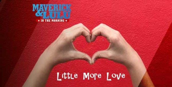 None - A Little More Love