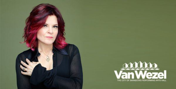 None - Win tickets to see Rosanne Cash at Van Wezel Performing Arts Hall