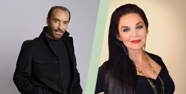 None - Lee Greenwood and Crystal Gayle coming to the Van Wezel