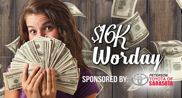 None - Your chance to win $1,000