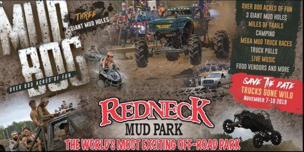 None - Trucks Gone Wild Fall Classic at Redneck Mud Park