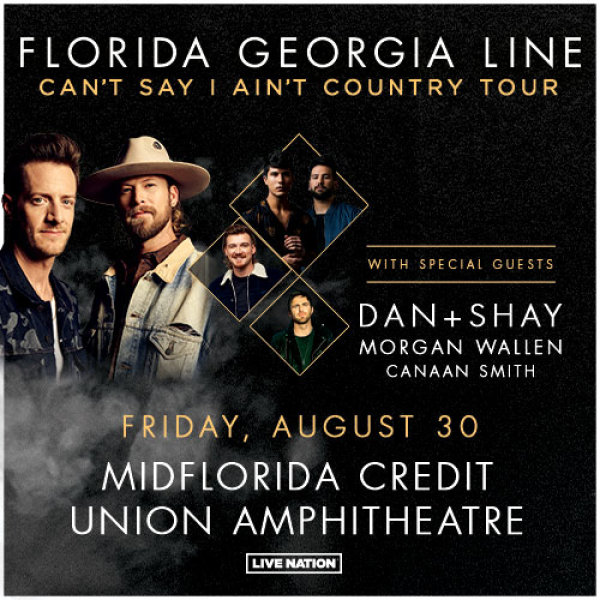 None - Win tickets to see Florida Georgia Line
