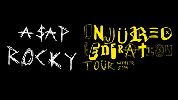 None - Win A$AP Rocky Tickets