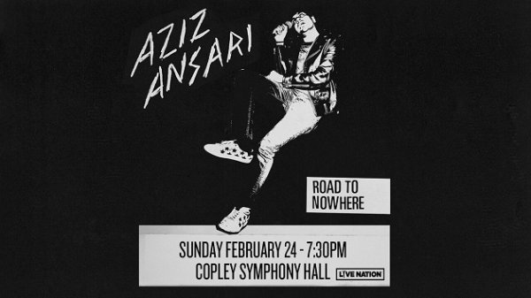 None - Win Aziz Ansari Tickets