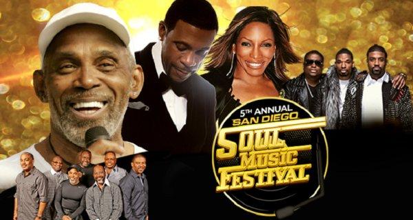 None - Win San Diego Soul Music Festival Tickets