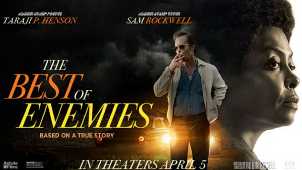 None - Win The Best Of Enemies Advance Screening Passes