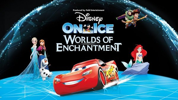 None -   Win Disney On Ice presents Worlds of Enchantment Tickets
