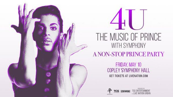 None - Win 4U: The Music of Prince with Symphony Tickets