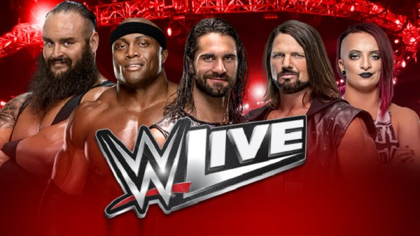 None - Win WWE Live Tickets