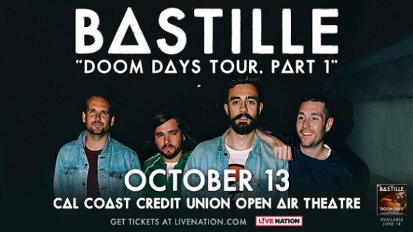 None - Win Bastille Tickets