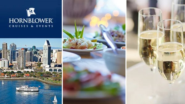 None - Win Hornblower Dining Cruise Passes
