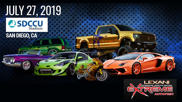 None - Win 4 Tickets to Extreme AutoFest Car Show