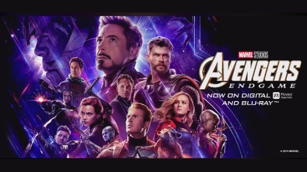 None - Win a digital copy of Avengers: Endgame + dinner at On The Border