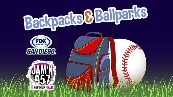 None - Backpacks & Ballparks on JAMN 95.7