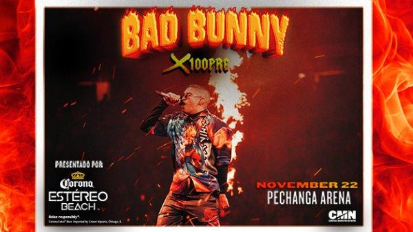 None - Win Bad Bunny Tickets
