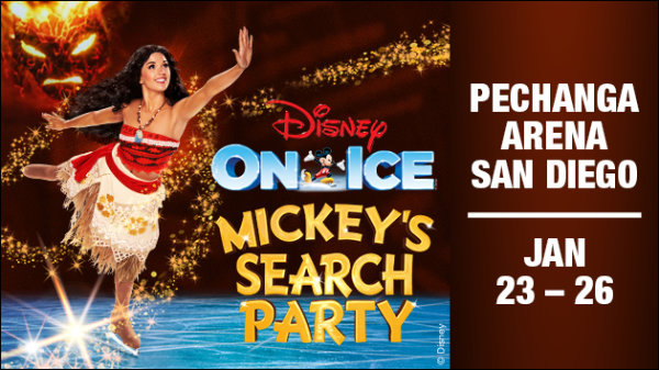 None - Win tickets to Disney on Ice presents Mickey's Search Party
