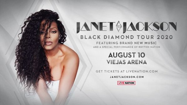 image for Win Janet Jackson Tickets