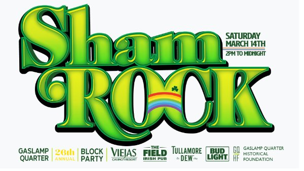 image for Win ShamROCK Tickets