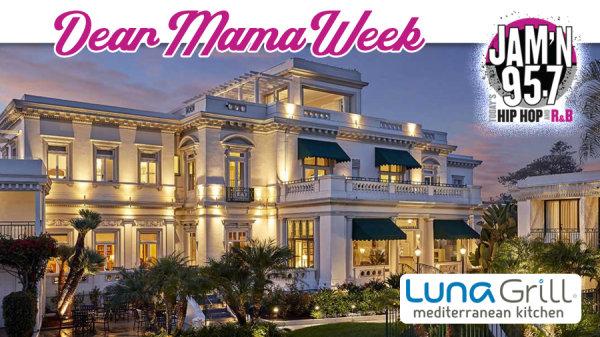 Win Dinner at Luna Grill & Qualify for Getaway at the Glorietta Bay Inn! | Jamn 957