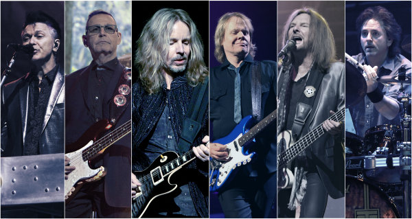 None - STYX at Rose Music Center