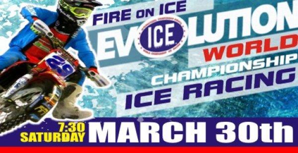 None -  World Championship Ice Racing