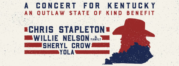 None - Enter to win tickets to see Chris Stapleton: Concert For Kentucky Giveaway