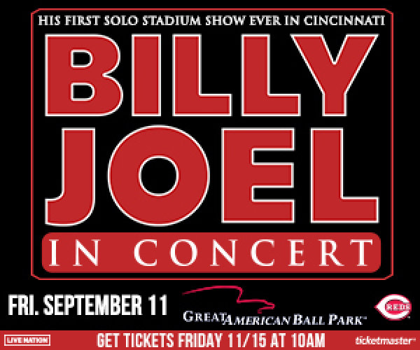 None - Billy Joel Giveaway!