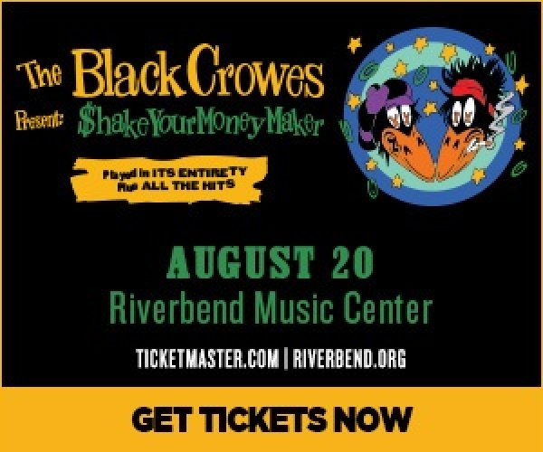 None - The Black Crowes Giveaway!