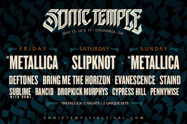 image for SONIC TEMPLE ART + MUSIC FESTIVAL 2020