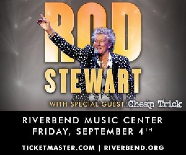 None - Rod Stewart with Special Guests Cheap Trick Ticket Giveaway!