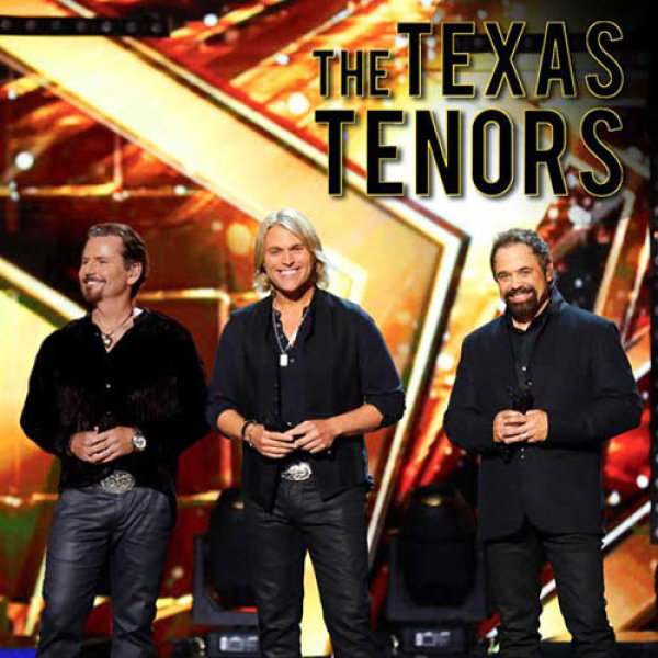 None - The Texas Tenors Giveaway!