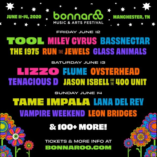 None - Bonnaroo Music and Arts Festival Giveaway!