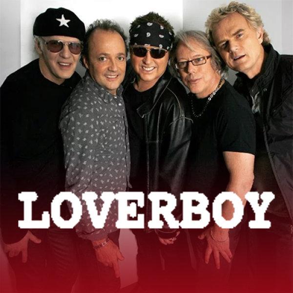 None - Loverboy @ Fraze Pavilion