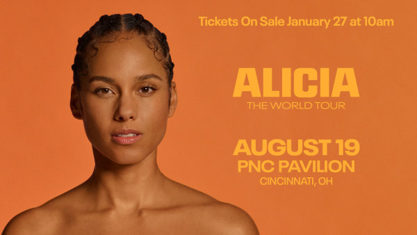 None - Alicia Keys: The World Tour