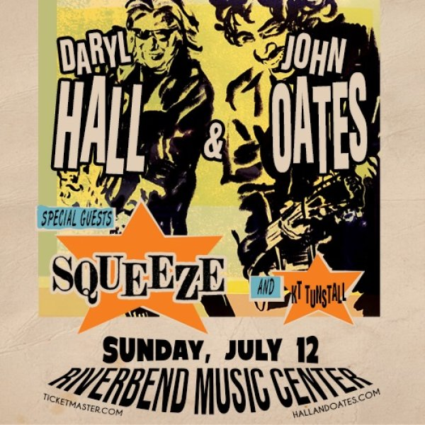 image for  Daryl Hall & John Oates in Concert