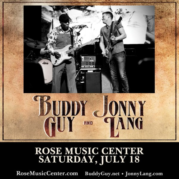 None - Buddy Guy and Jonny Lang in concert