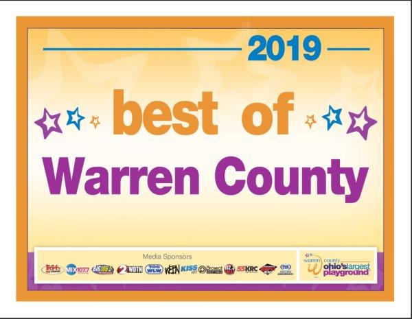 None - Best of Warren County 2019