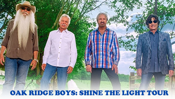 None - Win tickets to see the Oak Ridge Boys