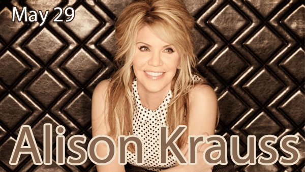 None - Alison Krauss at the Criterion