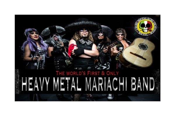 None - Cinco de Loco with Metalachi!