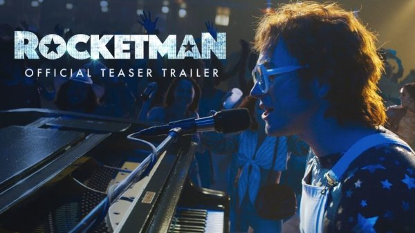 None - Rocketman Ticket Giveaway