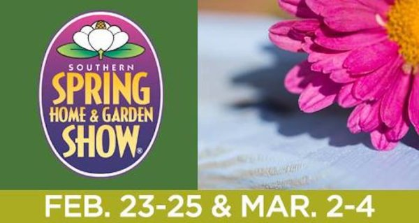 None - Win a 4 pack of tickets to the Spring Home and Garden Show!