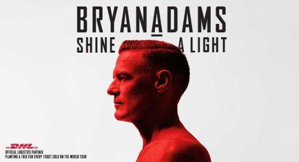 None - Win Bryan Adams Tickets!