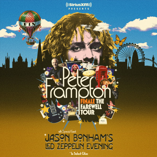 None - Win Peter Frampton Tickets!