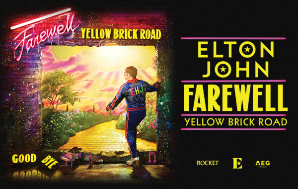 None - Win Elton John Tickets!