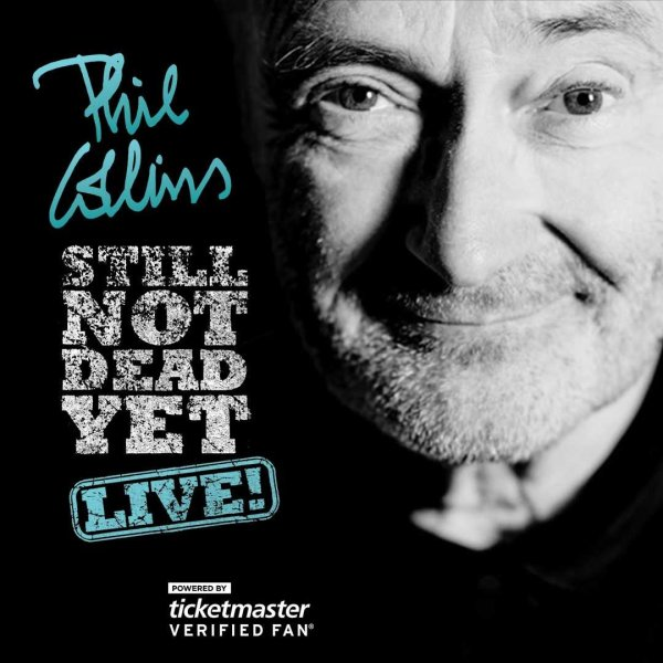 None - Win Phil Collins Tickets!