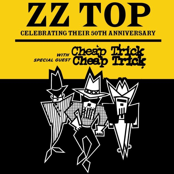 None - Win ZZ Top Tickets!