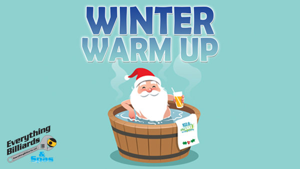 None - Winter Warm Up: Win a Hot Tub from Everything Billiards and Spas!